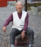 山梨県南アルプス市 妙源寺檀徒 小林順一さん(83)